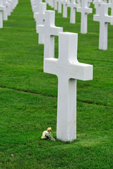 American Cemetery at Normandy, France